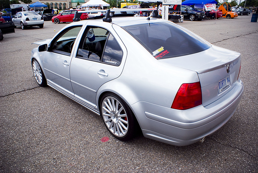 Vagkraft 2008 - 287 - VW Jetta MK4 DUBWAY | Jason Swaby | Flickr