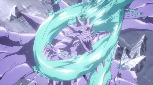 Bleach Movie 2 Diamond Dust Rebellion Ice Dragons
