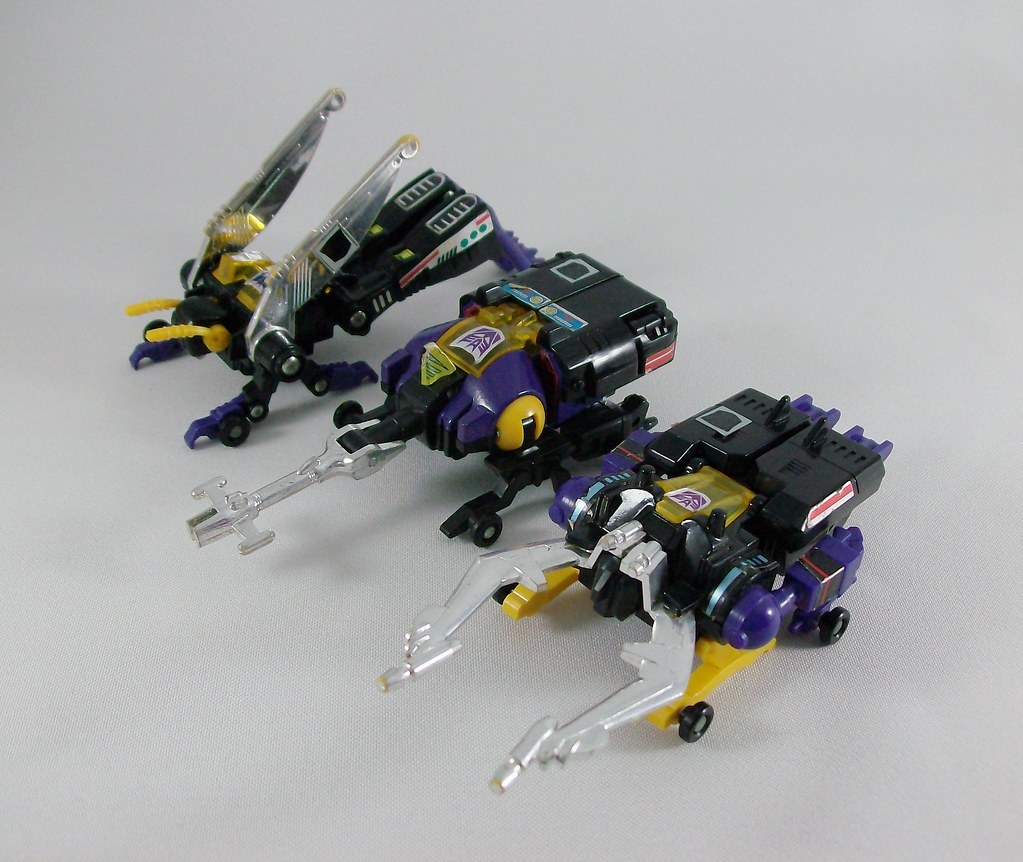 Transformers g1 Insecticons Transformers Insecticons