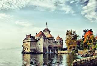 Chateau de Chillon | by nep000