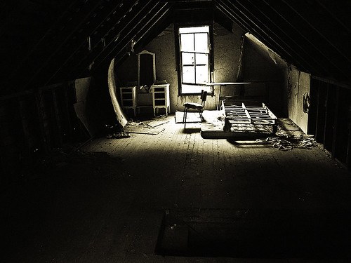 Williams Attic | by tantrum_dan