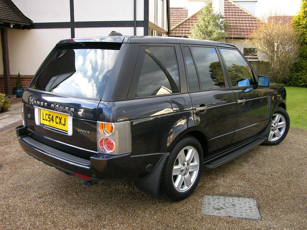 2004 Range Rover V8 Vogue Lpg The Car Spy Flickr