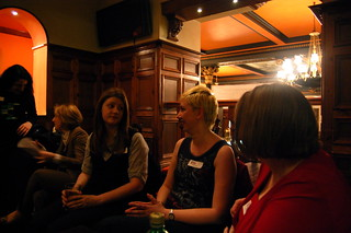 London Girl Geek Dinner on Search Engine Optimisation | by Cristiano Betta