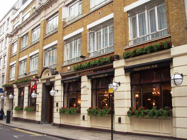 Chamberlain Hotel London Ecn Nu