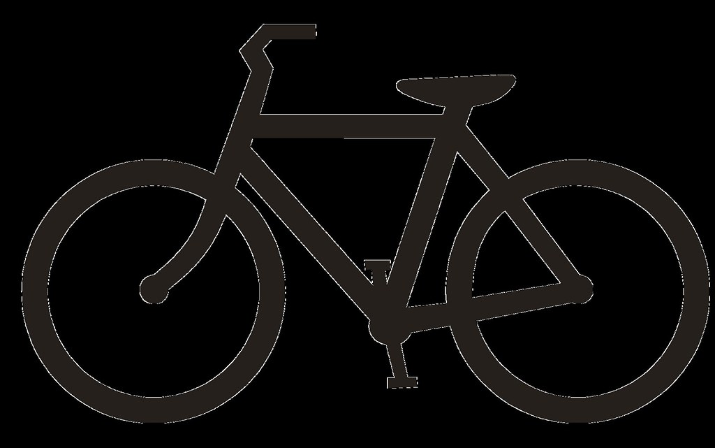 Bike Bicycle Symbol | This is a good bicycle symbol. The ...