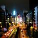 View from Shimbashi station - Tokyo