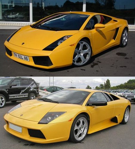 gallardo vs murcielago gallardo vs murcielago flickr. Black Bedroom Furniture Sets. Home Design Ideas