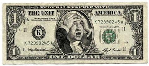 Funny Money George Washington