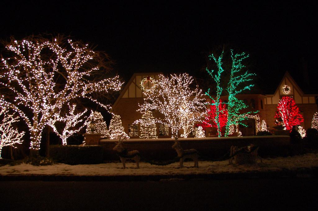 Wall Christmas Lights Nj : Holmdel NJ Christmas lights Chris Devers Flickr