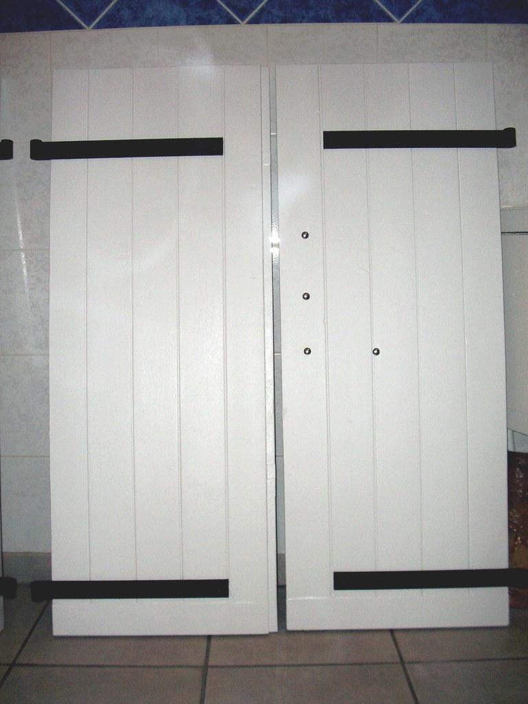 remise en tat des volets d montage des l ments pon age flickr. Black Bedroom Furniture Sets. Home Design Ideas