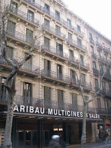 Aribau Multicines 5, Barcelona, Spain | by kencta