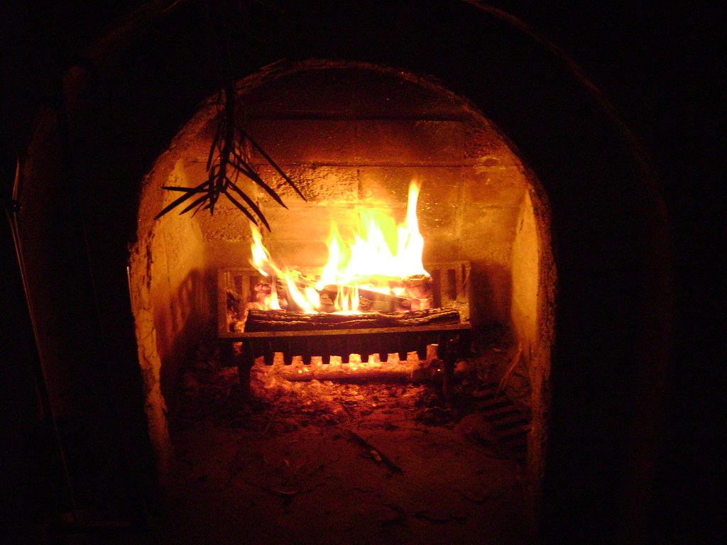 cozy fireplace rod ramsey flickr