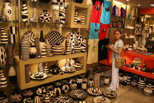 Adesivo Idoso Detran Pe ~ Loja de Artesanato no Shopping Shopping Larcomar na beira u2026 Flickr