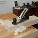 Holtzapffel Workbench end vise-1