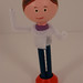 Mini Me Clothes Pin Doll