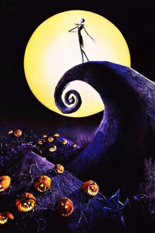 Nightmare Before Christmas IPhone Wallpaper | Flickr - Photo Sharing!