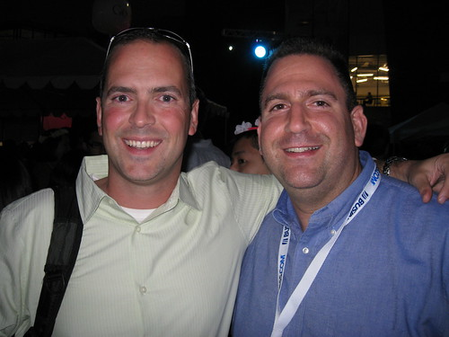 Jon Diorio and Bryan Eisenberg Google Dance 2008 | by toprankonlinemarketing