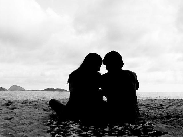 Françoise et Richard à la plage | - Se você aceita que o ...
