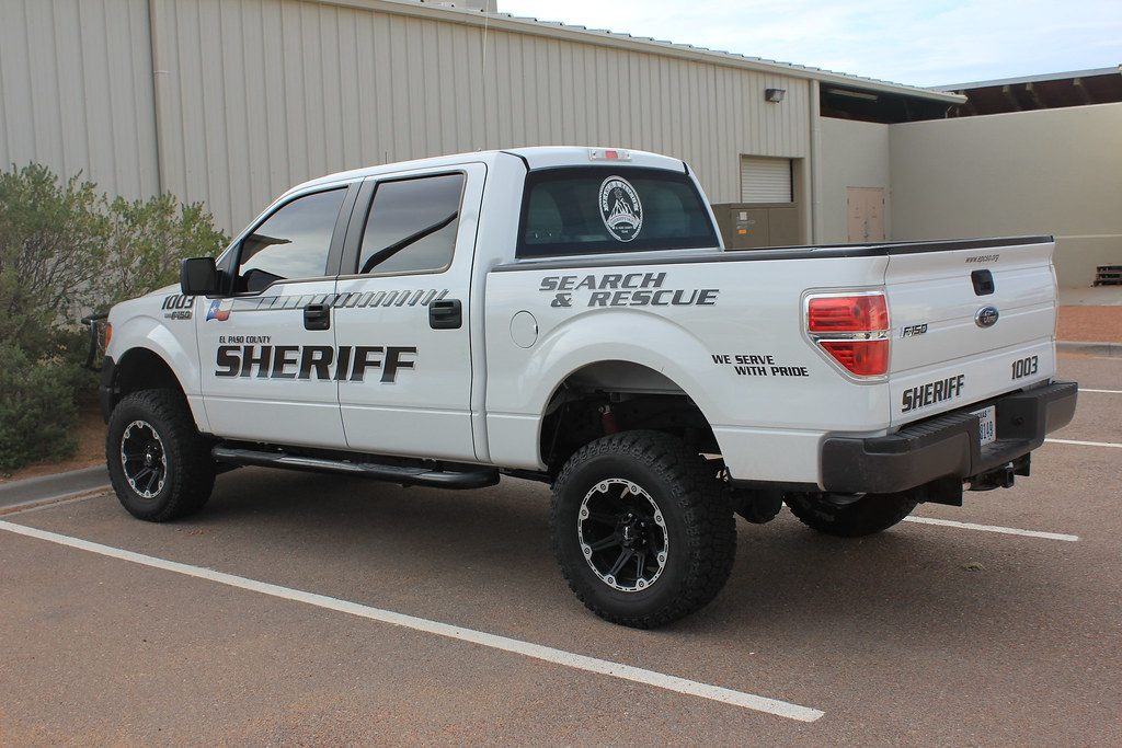 Ford F150 Forum >> Ford F-150 El Paso County Sheriff Search & Rescue, Texas | Flickr