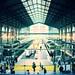 'Gare du Nord' Train Station Paris