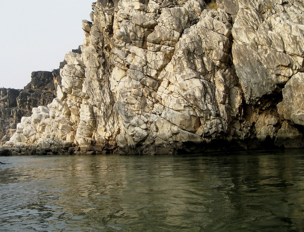 Marble Rocks Bhedaghat Jabalpur Photographs Ajaytao