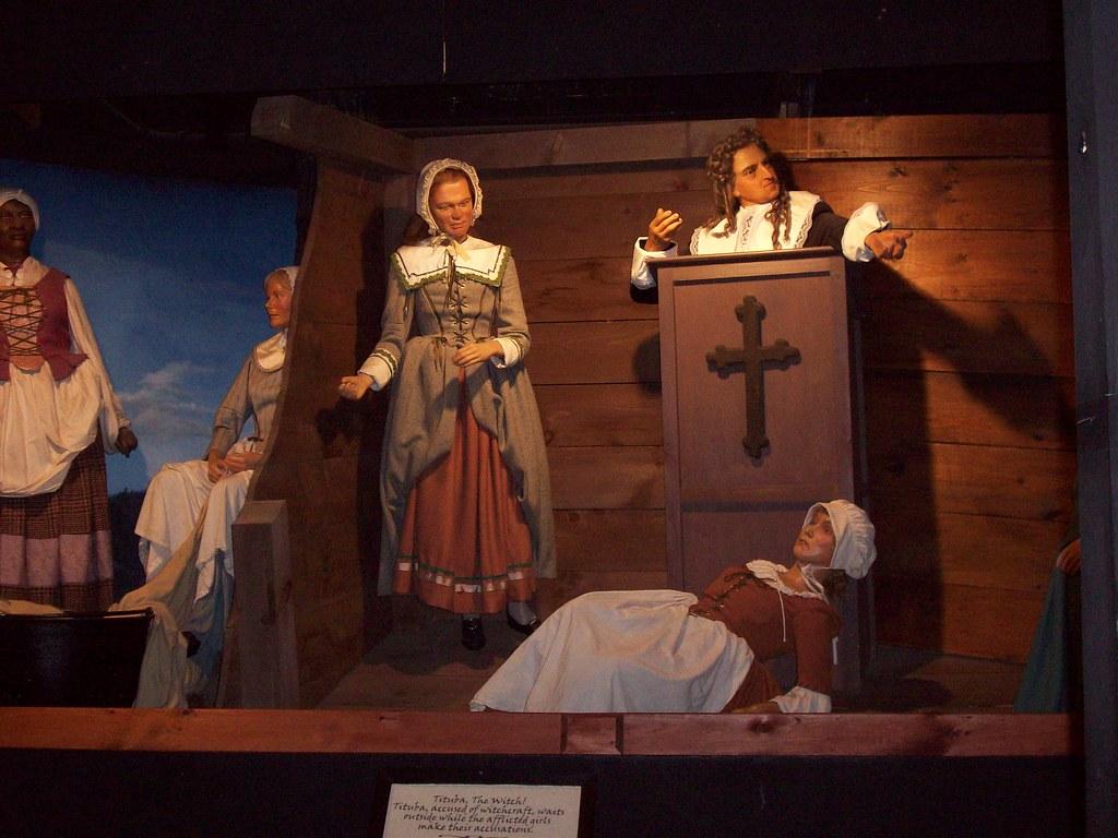Salem Wax Museum | Sal...