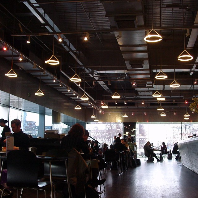 Tate Modern Cafe Review