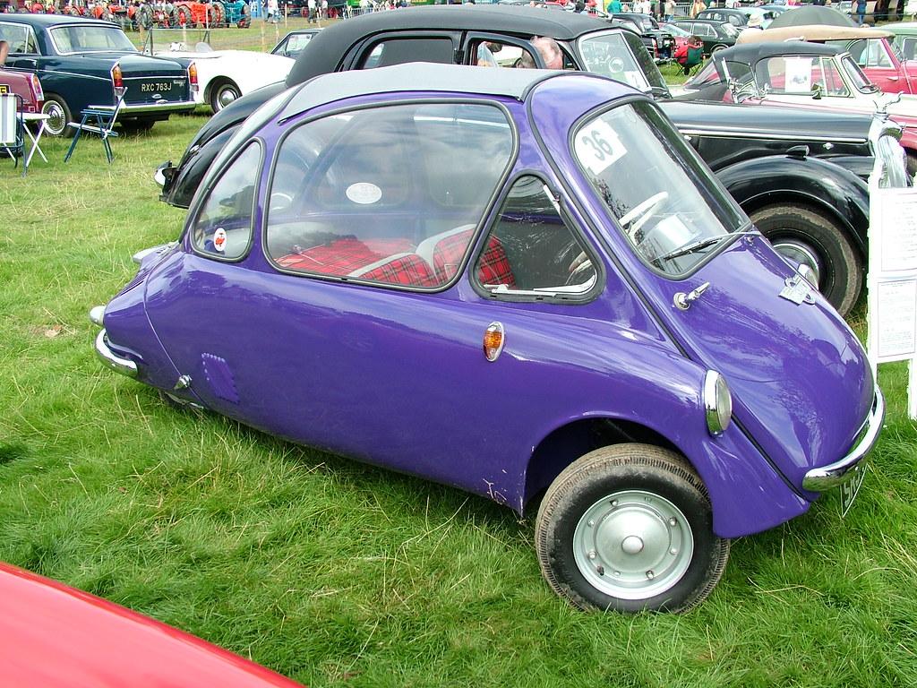 Bubble Car Dean Leu Flickr