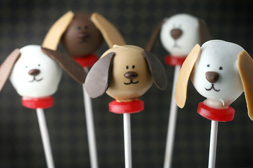 Puppy Pops | by Bakerella
