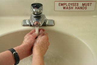 Day 358: Employees Must Wash Hands | by dustywrath