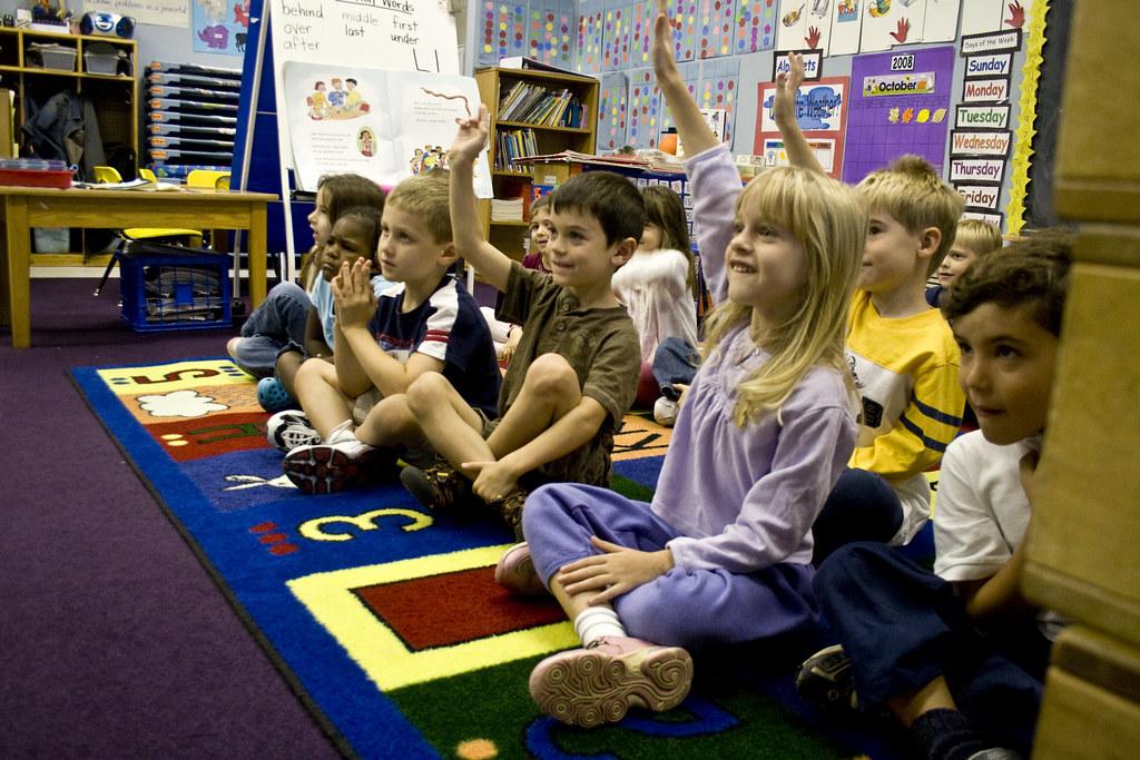 Kinder Garden: Kindergarten Is Fun