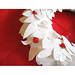 Berry Paper Wreath