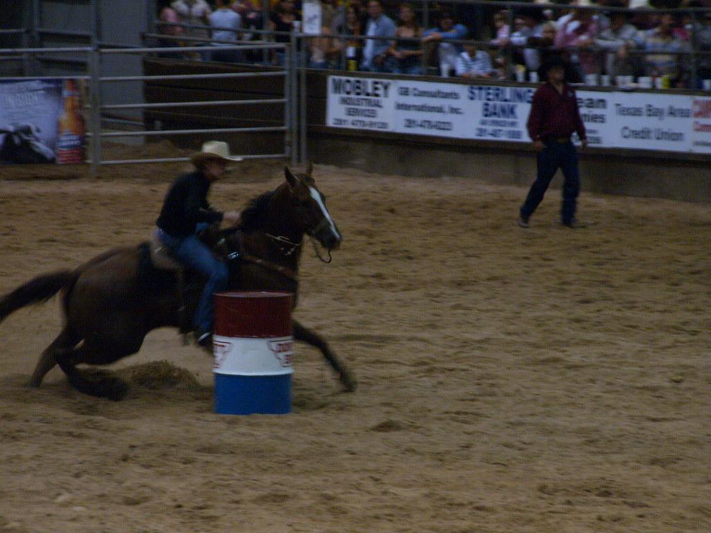 Pasadena Texas Pasadena Livestock Show And Rodeo October 3