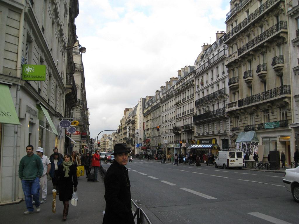 rue de rennes paris france chris yunker flickr. Black Bedroom Furniture Sets. Home Design Ideas