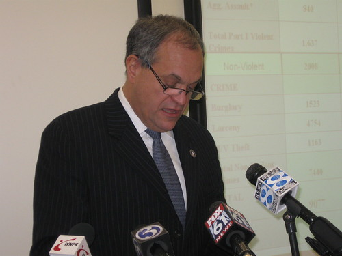 Mayor John DeStefano | by WNPR - Connecticut Public Radio