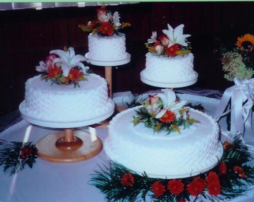 Cascading Cake Stand At Lakeland