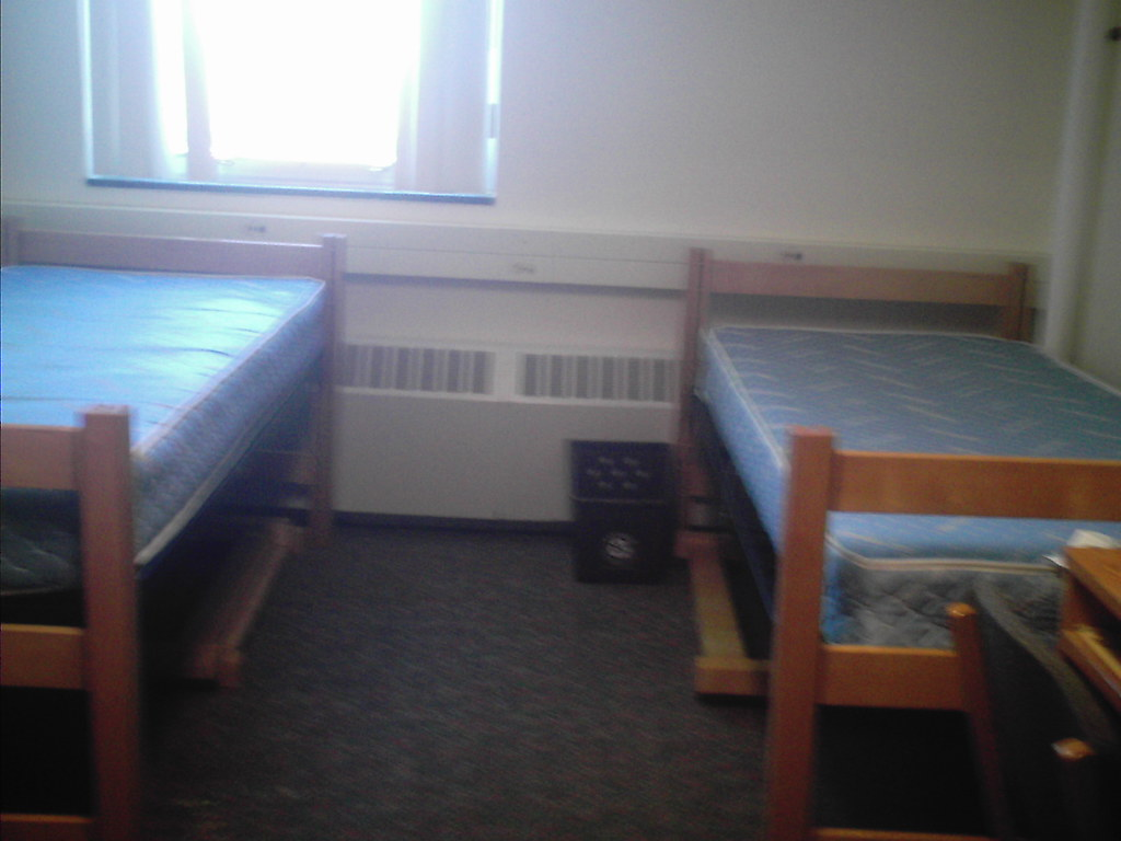 Dorm Room Move In Day