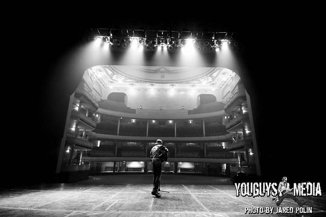 Hammerstein Ballroom Empty