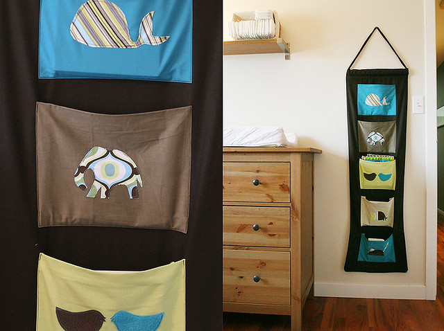 Wall Pocket Organizer One Of My Favorite Children S