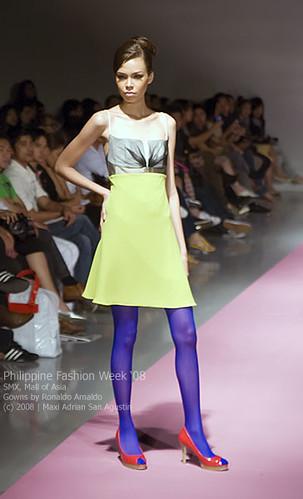 Philippine fashion week schedule
