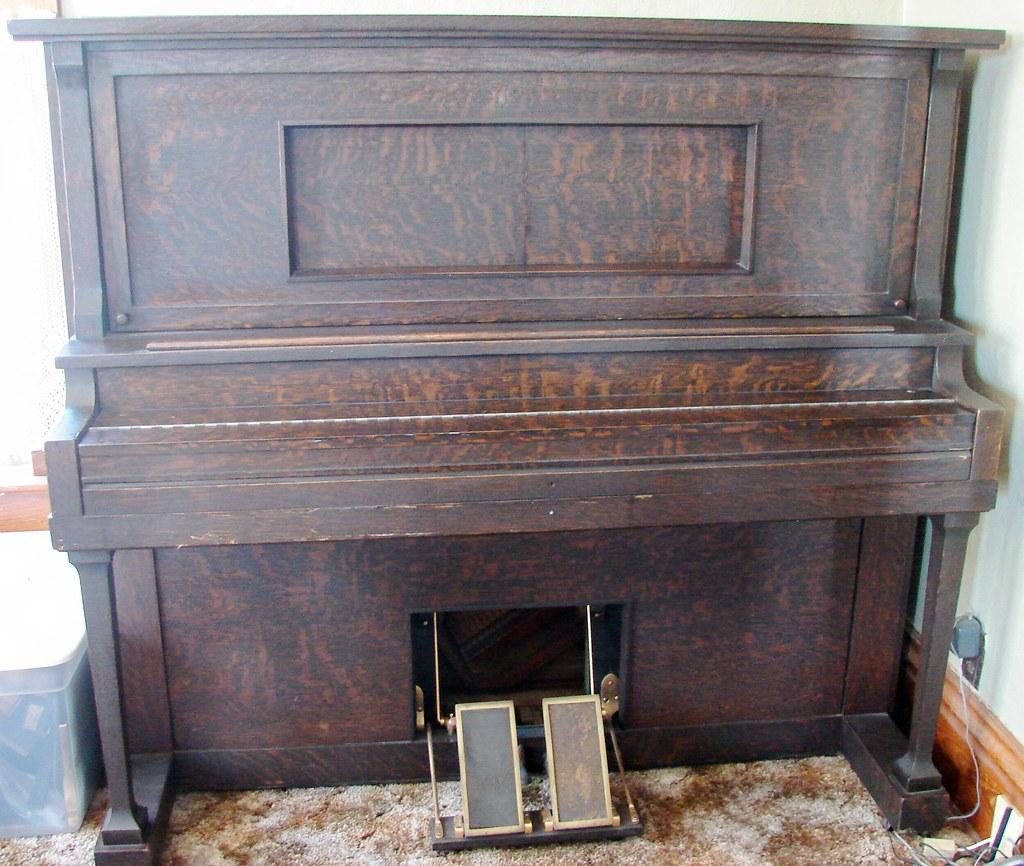 Smith & Barnes Player Piano 1
