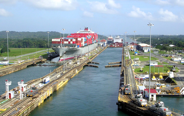 Panama Canal Looking Back An Overview Of The Gatun