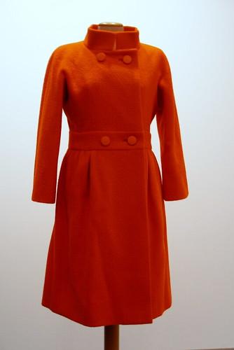 audrey hepburn u0026 39 s orange coat