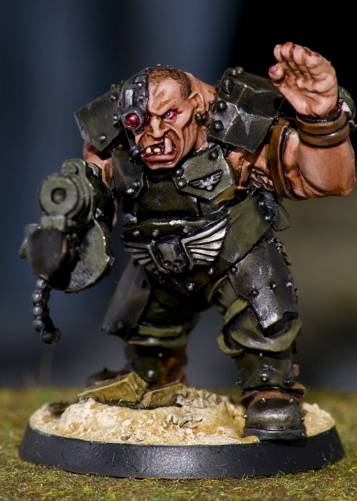 Ogryn Bone Ead Wow This Is Now The First Image That