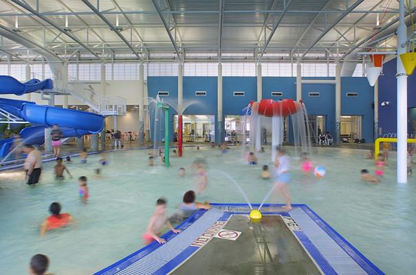 Marcos b armijo community center el paso texas flickr for Pool design el paso tx