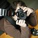 Ianiv Wuvs His New Camera @ Northern Voice 2008
