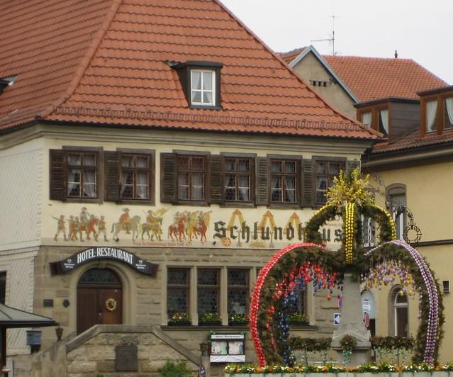Hotel Restaurant Schlundhaus Bad Konigshofen I Grabfeld