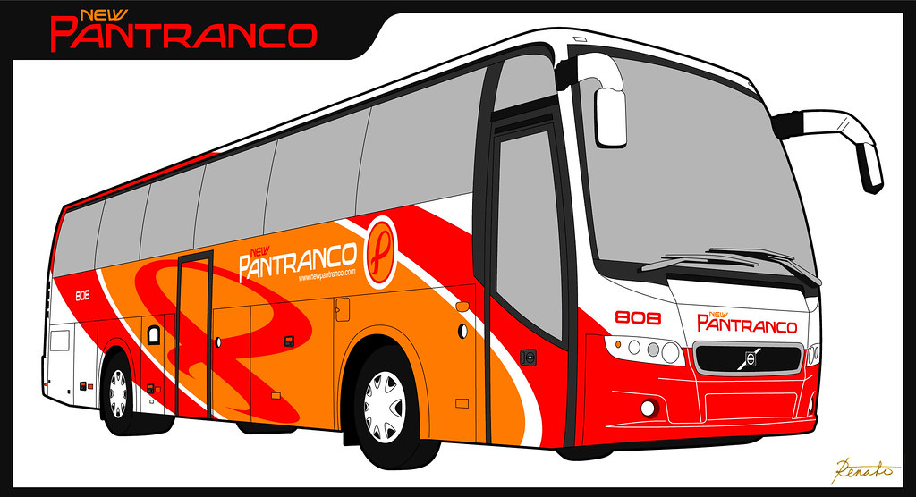 Logo Livery Concept Volvo Bus Trying A Different Thing