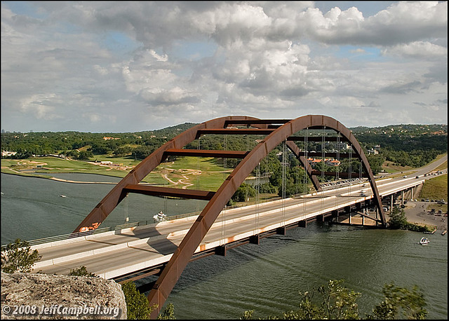 Famous Civil Engineering Structures The Iconic Pennybacker...