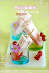 Fruit and Yogurt Popsicles | by La tartine gourmande